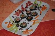 Sushi und Sashimi a la Inge